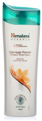 Himalaya Herbal Damage Repair Protein Shampoo (400ml)