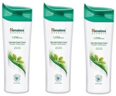 Himalaya Protein Shampoo Gentle Daily Care (Pack of 3)(600 ml)