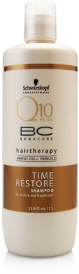 Schwarzkopf Professional BC Hair Therapy Q10 Time Restore(1 L)