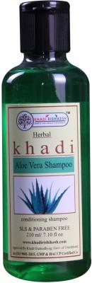 Khadi Rishikesh Herbal Aloe Vera(210 ml)  available at flipkart for Rs.225