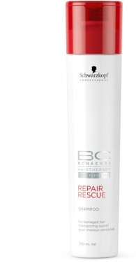 Schwarzkopf Professional BC Hair Therapy Repair Rescue(250 ml)  available at flipkart for Rs.695