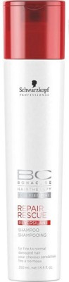 Schwarzkopf Professional BC Repair Rescue Shampoo(250 ml)  available at flipkart for Rs.634