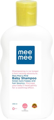 Mee Mee Mild Baby Shampoo with Fruit Extracts, 200 ML