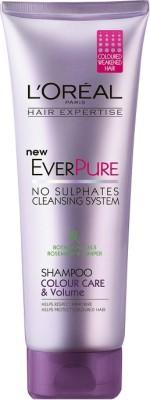 L'Oreal EverPure Colour Care & Volume Shampoo(249 ml)