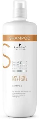 Schwarzkopf Bonacure Cell Perfector Q10 Plus Time Restore Shampoo (1000ml)