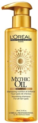 L'Oreal Paris Professionnel Mythic Oil Nourishing Shampoo, 250ml