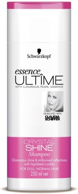 Schwarzkopf Essence Ultime Crystal Shine Shampoo 250ml