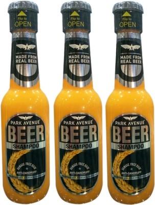 Park Avenue Beer Shampoo Anti Dandruff(540 ml)
