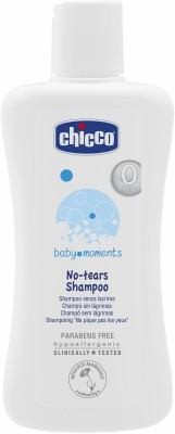 Chicco No-tears Shampoo(200 ml)  available at flipkart for Rs.225