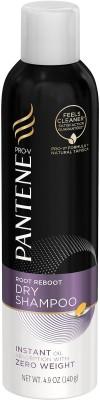 Pantene Pro-V Root Reboot Dry Shampoo, 140 g