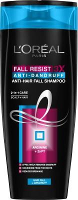 Loreal Paris Fall Resist Anti-Dandruff Shampoo, 360 ml