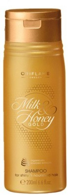 Oriflame Sweden Milk & Honey Gold Shampoo(200 ml) at flipkart