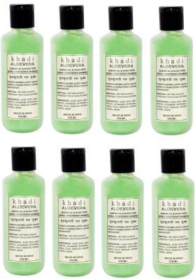 Khadi Herbal Aloevera Shampoo with Conditioner(1680 g) at flipkart