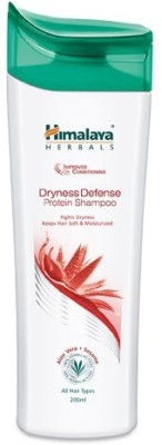 Himalaya Dryness Defense Protein Shampoo (400ml)