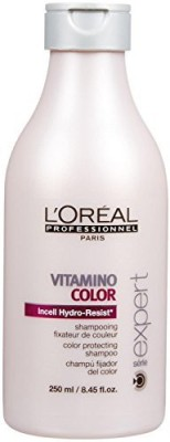 Loreal Professionnel Serie Expert Vitamino Color Incell Hydro Resist Protecting Shampoo 250ml