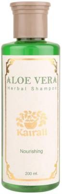 Kairali Aloe Vera Shampoo (200 ml) - herbal shampoo for nourishing & strengthening hair(200 ml)