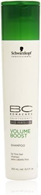 Schwarzkopf Professional BC Bonacure Volume Boost Shampoo 250ml(250 ml)  available at flipkart for Rs.695