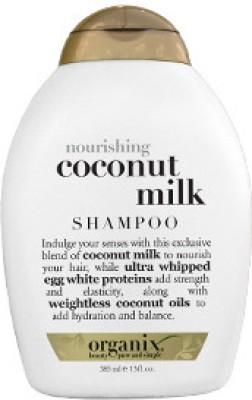 Organix Org Coconut Milk Shampoo(385 ml)