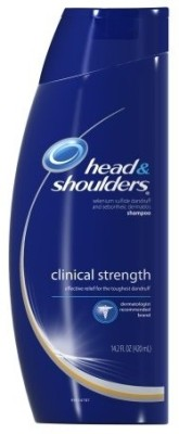 Head & Shoulders Clinical Strength(400 ml)