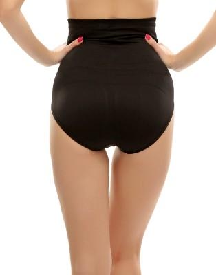 Clovia High Waist Tummy Control Panty In Black Women's Shapewear