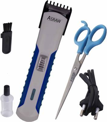 Asraw Professional AST049 Trimmer For Men (Blue)
