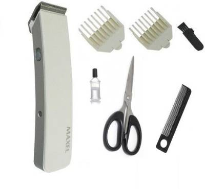 Maxel Cordless Ak 207 W Rechargeable Trimmer For Men
