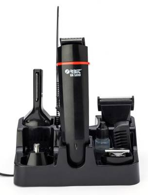 Orbit 5010GK Grooming Kit Trimmer, Ear, Nose & Eyebrow trimmer, C...