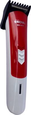 Gemei Nova NHC 9011RED Rechargeable Trimmer For Men