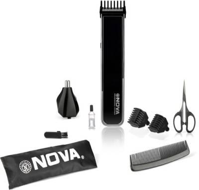 Nova NG 1050 Mini Grooming Kit Trimmer For Men