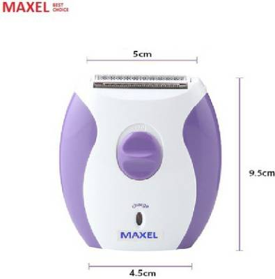 Maxel AK 2001 Multicolor Lady Shaver For Women