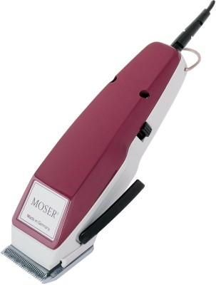 Moser Typ 1400 Cordless Trimmer for Men(Brown)  available at flipkart for Rs.1299