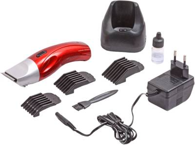 JM SR75215 Rechargeable Beard Mustache Hair Clipper Trimmer For M...