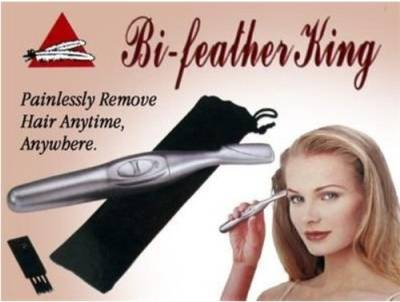Bi Feather rf-818 Eye Brow Safe AND Easy Hair Remover Trimmer For...