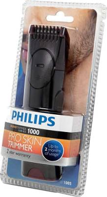 Philips Beard BT1005/10 Shaver For Men (Black)