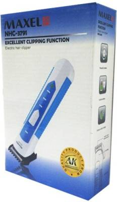 Maxel Rechargeable NHC-3791-B Trimmer For Men, Women (Blue)