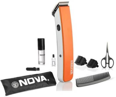 Nova NHT 1047 O Advanced Rechargeable Trimmer For Men