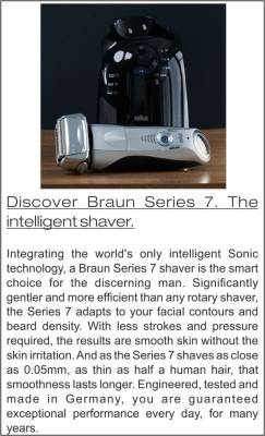 Braun Electric Wet & Dry Foil 799cc Shaver For Men (Grey)