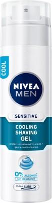 Nivea MEN Sensitive Cooling Shaving Gel 200ml