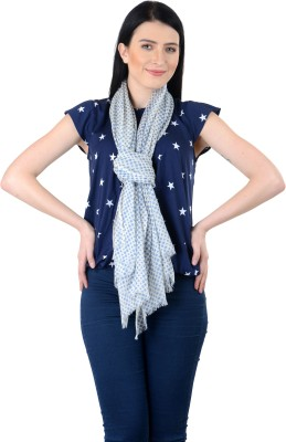 Selfi Wear Wool Polka Print Women's Shawl(Multicolor)