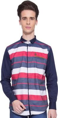Go India Store Men's Printed Casual Multicolor Shirt
