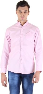 Fifty Two Men's Solid Casual Regular Shirt