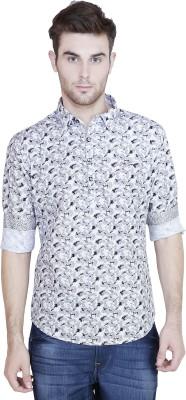 Showoff Men's Printed Casual Shirt