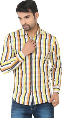 Masculine Affair Men's Checkered Casual Shirt