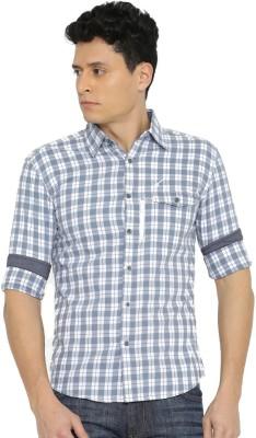HRX by Hrithik Roshan Men Checkered Casual Multicolor Shirt at flipkart