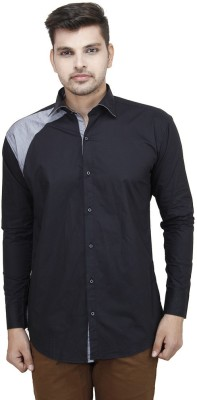 Swiss Culture Men's Solid Casual Shirt