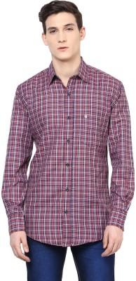 Urbano Fashion Men's Checkered Casual Shirt