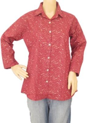 Jab Fashion Wears Women Printed Casual shirt Shirt
