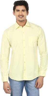 Modish Vogue Men's Solid Casual Shirt