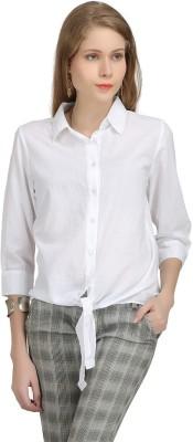 Showoff Men & Women Printed Casual Slim Shirt