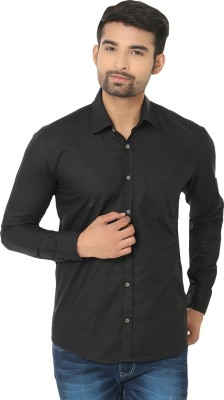 Masculine Affair Men's Solid Casual Regular Shirt